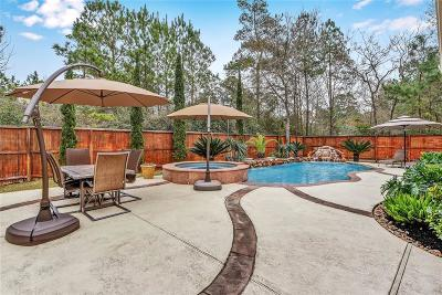 The Woodlands Single Family Home For Sale: 2 N Bantam Woods Circle