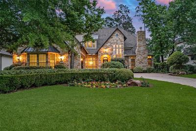The Woodlands Single Family Home For Sale: 94 W Ambassador Bend