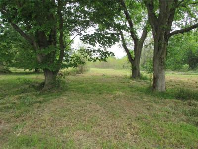 Hockley Residential Lots & Land For Sale: 17418 Roberts Road