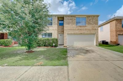 Katy Single Family Home For Sale: 21606 Mt Elbrus Way