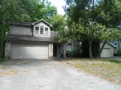 The Woodlands Single Family Home For Sale: 19 N Summer Star Court