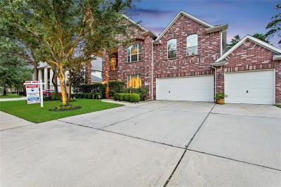 Spring Single Family Home For Sale: 3206 Burton Ridge Drive