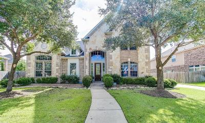 Missouri City Single Family Home For Sale: 8711 Stowe Creek Lane