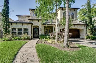 Houston Single Family Home For Sale: 8610 Cedarbrake Drive