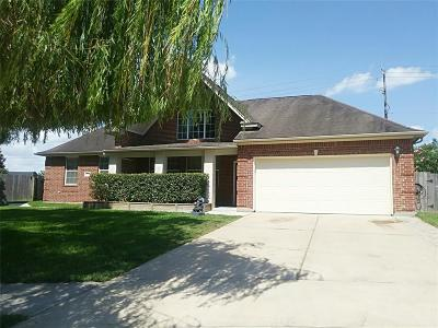 Missouri City Single Family Home For Sale: 1902 Shady Oaks Court