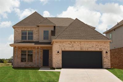 Dickinson Single Family Home For Sale: 4123 E Bayou Maison Circle