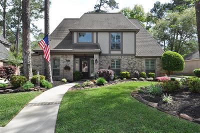 Kingwood TX Single Family Home For Sale: $264,900