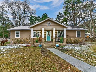 Single Family Home For Sale: 21282 White Oak Drive