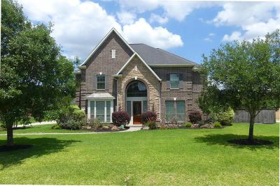 Conroe Single Family Home For Sale: 9082 Rose Canyon Drive