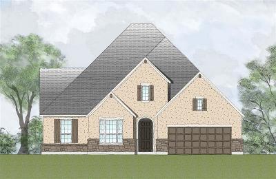 Tomball Single Family Home For Sale: 633 Ashbrook Ridge