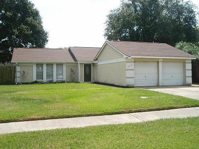 Cypress Single Family Home For Sale: 14131 Barrone