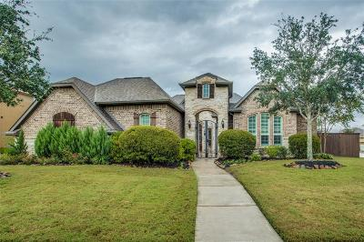 Katy Single Family Home For Sale: 3819 Preston Cove Court