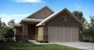 New Caney Single Family Home For Sale: 18905 Genova Bay Court