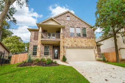 Montgomery Single Family Home For Sale: 3211 Canterbury Lane