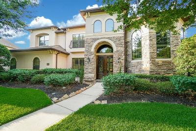 Katy Single Family Home For Sale: 4815 Raven Bluff