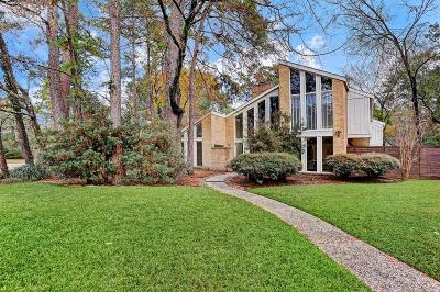 The Woodlands Single Family Home For Sale: 10904 Sweetspire Place