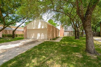 Single Family Home For Sale: 16006 Bear Hill Drive