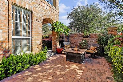 Houston TX Condo/Townhouse For Sale: $255,000