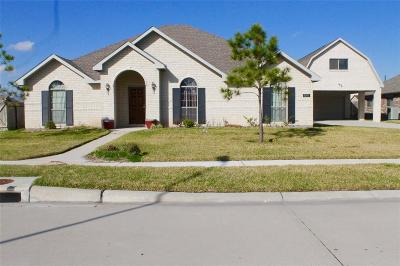 Manvel Single Family Home For Sale: 6507 Sam Rayburn Drive