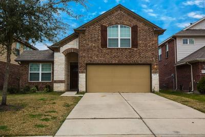 Richmond Single Family Home For Sale: 18226 Mossy Creek Lane
