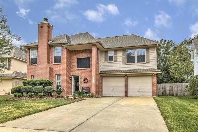 Houston Single Family Home For Sale: 14714 Saint Cloud Drive