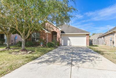 League City Single Family Home For Sale: 6152 Galloway Lane