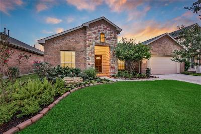 Spring Single Family Home For Sale: 24010 Leblanc Landing Drive