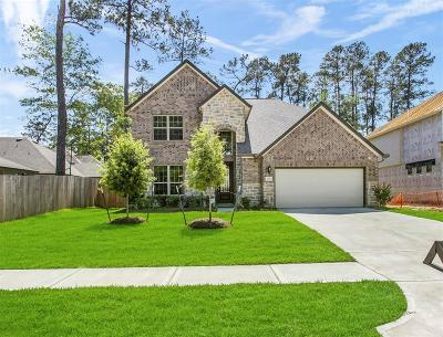 Conroe TX Single Family Home For Sale: $379,187