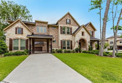 Missouri City Single Family Home For Sale: 2 Aliano Court