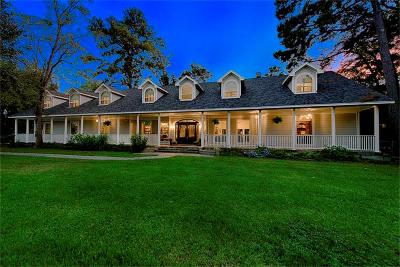 Tomball Farm & Ranch For Sale: 8202 Creekside Timbers