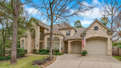 The Woodlands Single Family Home For Sale: 122 S Meadowmist Circle
