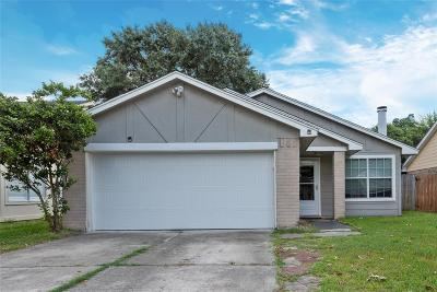 Houston Single Family Home For Sale: 11622 Boxhill Drive