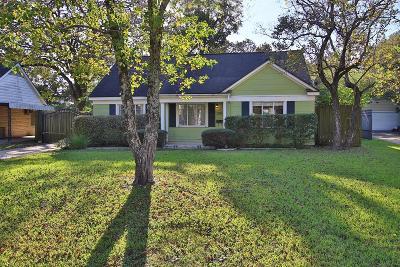 Garden Oaks Single Family Home For Sale: 1083 W 41st Street