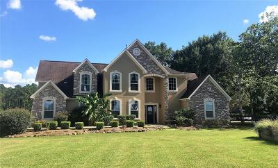 Single Family Home For Sale: 13089 Bruce Road