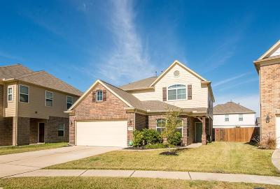 Cypress Single Family Home For Sale: 19714 Allenwick Hills Court