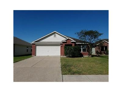 Galveston County Single Family Home For Sale: 9214 Amberjack Drive