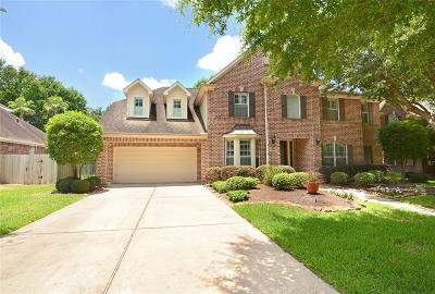 Cypress Single Family Home For Sale: 15519 Stable Park Court