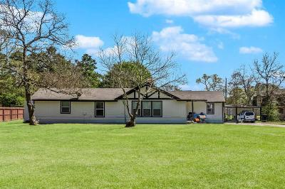 Magnolia Single Family Home For Sale: 29906 Hunters Road