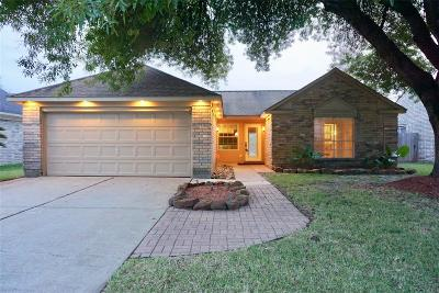Katy Single Family Home For Sale: 6763 Haven Creek Drive