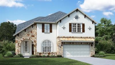 Katy Single Family Home For Sale: 1714 Abilene Circle