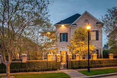 The Woodlands Single Family Home For Sale: 54 East Bay Boulevard