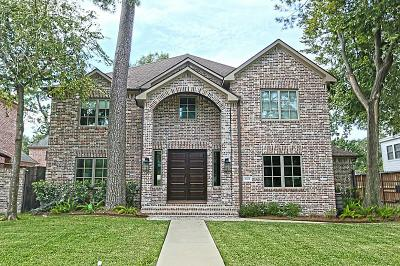 Houston Single Family Home For Sale: 4424 Roseneath Drive