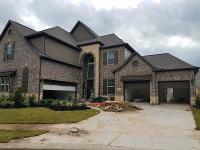 Tomball Single Family Home For Sale: 17306 Legend Run Court