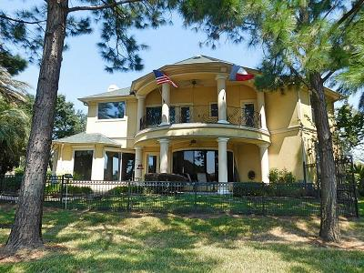Houston Single Family Home For Sale: 5501 Cardinal Bay
