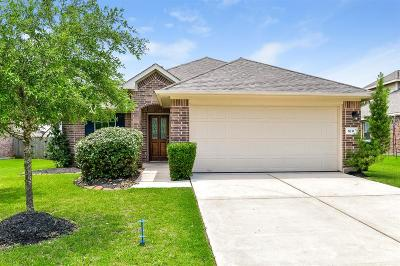 Tomball Single Family Home For Sale: 8731 Sunny Gallop Drive