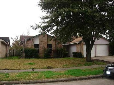 Fort Bend County Single Family Home For Sale: 2014 Summer Place Drive