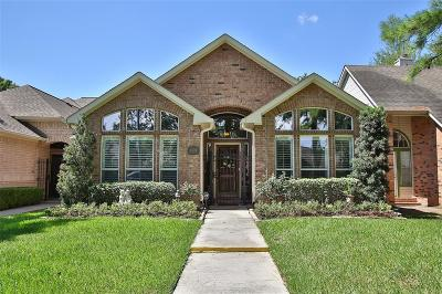 Houston Single Family Home For Sale: 6508 T Bar M Boulevard