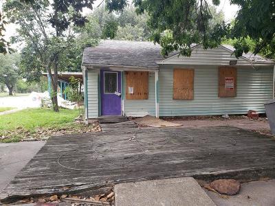 Pasadena Single Family Home For Sale: 3001 Darling Avenue
