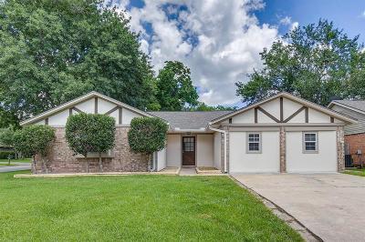 Rosenberg Single Family Home For Sale: 4120 Brumbelow Street
