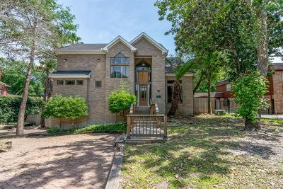 Houston Single Family Home For Sale: 10907 Riverview Drive
